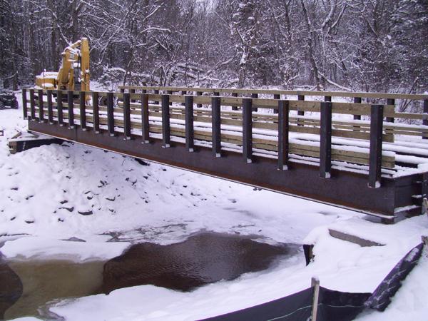 silver river bridge
